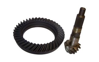 Ring & Pinion (Dana 30) 4.56 (D30-456TJ / JM-01308 / Crown Automotive)