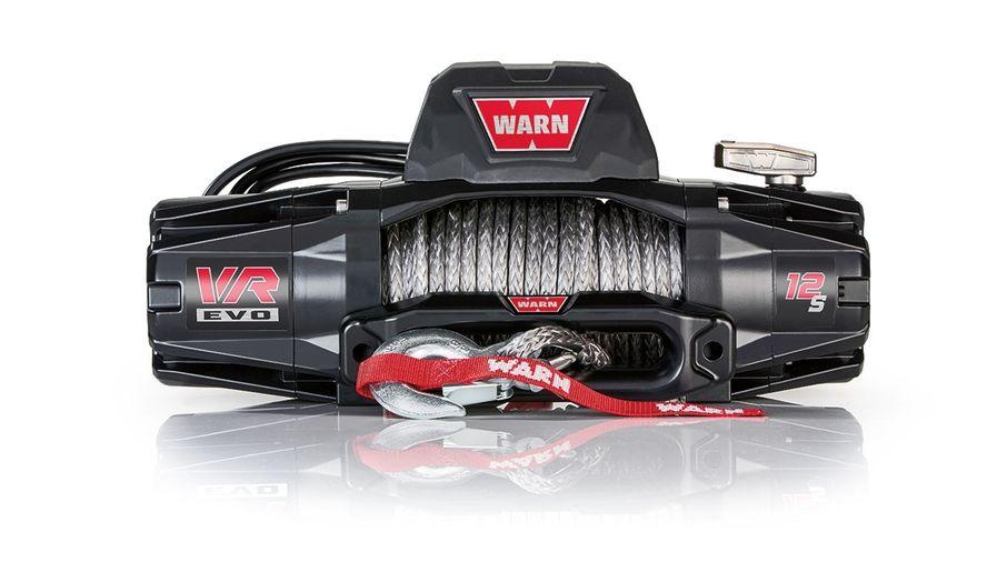 WARN VR EVO 12-S Winch (103255 / JM-05157 / Warn)