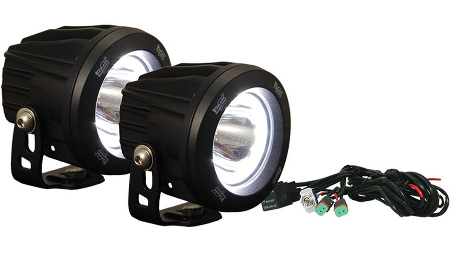 3.5Round LED Driving Light (15209.01