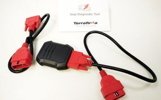 OBD2 Advanced Diagnostic Tool (TFDTJEEP / JM-05361 / Terrafirma)
