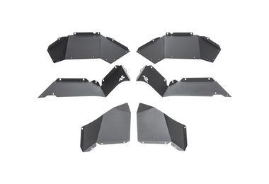 Inner Fender Liners, Rear, Aluminum, JL (11615.62 / JM-05746/B / Rugged Ridge)