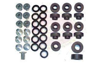Body Mounting Kit, CJ (5462446K / JM-01595 / Crown Automotive)