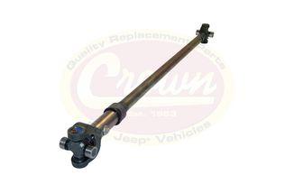 Front Prop Shaft, YJ (Manual) (53002001 / JM-01265 / Crown Automotive)