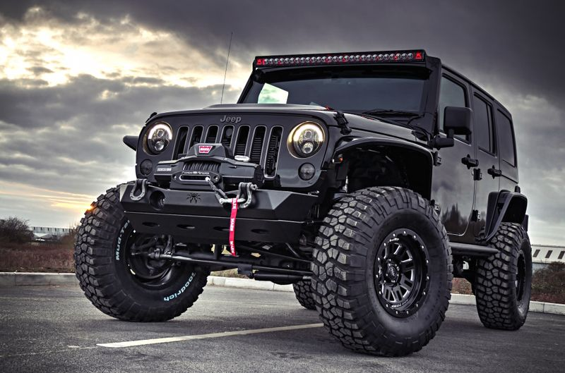 STORM-28, 2018 Jeep Wrangler JK Edition 4 Door 3.6L V6