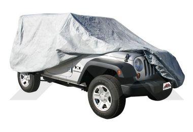 Full Car Cover (JL, JK & Renegade) (FC10309 / JM-04987 / Crown Automotive)