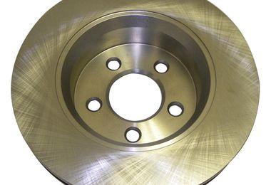 Brake Rotor Set (Front) (52109938AB / JM-03340 / Crown Automotive)