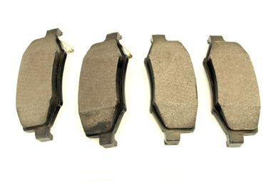 Brake Pad Set (Rear) JK, KK (J5BM47604OE/68003776 / JM-04058 / Allmakes 4x4)