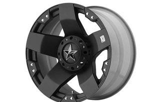 Rockstar, 17X8 (XD77578043310 / JM-02711 / XD Series)