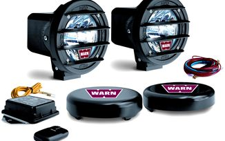 "4"" HID Driving Lights x 2 , Warn (82400 / JM-02562 / Warn)"