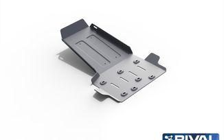 Engine & Gearbox Guard (6mm Alloy) JK Petrol (2333.2719.1.6 / JM-05035 / Rival 4x4)