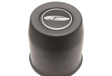 Wheel Center Cap, Matt Black (1330017 / JM-02515 / Pro Comp)