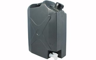 Plastic Water Jerry Can With Tap (WTAN002 / JM-04759 / Front Runner)