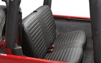 Rear Seat Cover (97-02) (29221-15 / JM-01123 / Bestop)