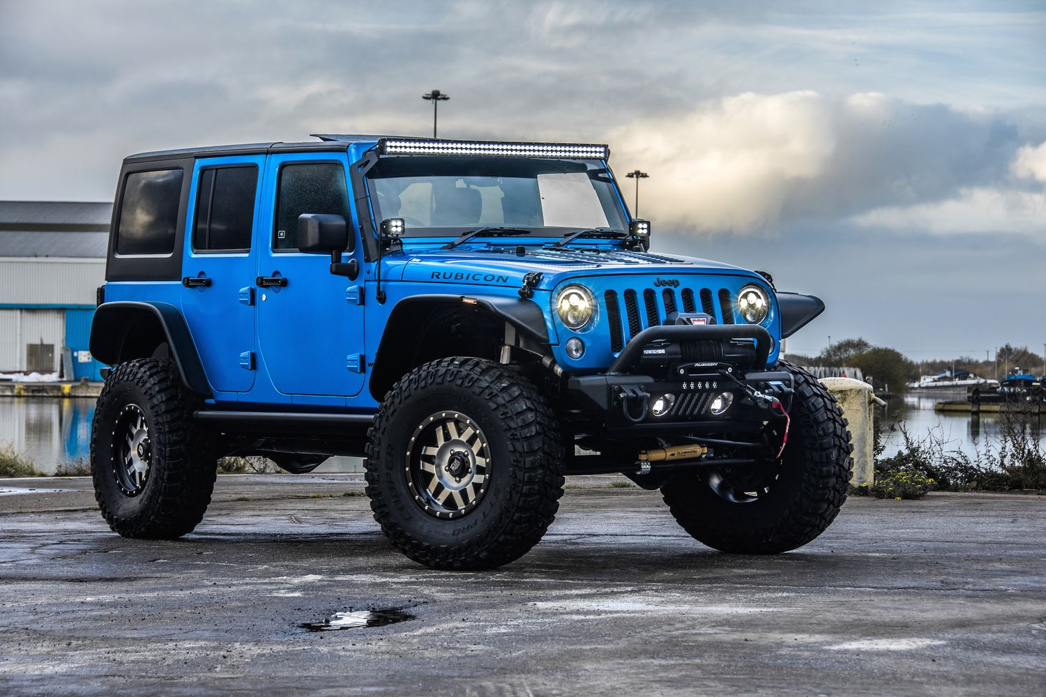 storm 15 2016 jeep wrangler rubicon 4 door 3 6l v6 showcase storm jeeps. Black Bedroom Furniture Sets. Home Design Ideas