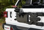 Spartacus HD Tire Carrier, Kit, JL (11546.55 / JM-04678 / Rugged Ridge)