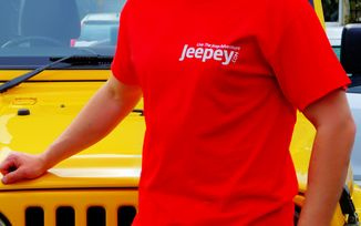 Jeepey Men's T-Shirt (Men's T-Shirt)