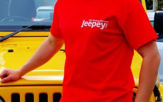 Jeepey Men's T-Shirt (Men's T-Shirt)