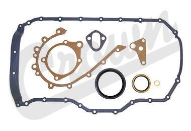 Lower Gasket Set  2.5l (4713023 / JM-05583 / Crown Automotive)