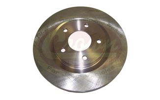 Brake Rotor, Front (5105514AA / JM-00546 / Crown Automotive)