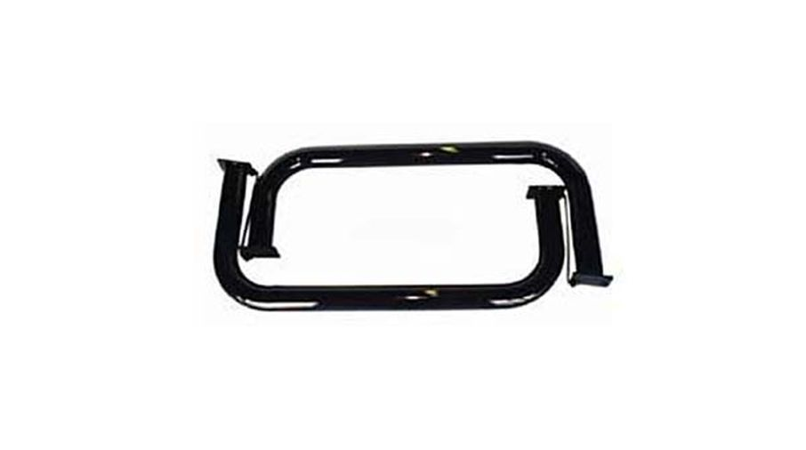 Nerf Bars, Black, YJ/TJ (11504.04 / JM-03334 / Rugged Ridge)