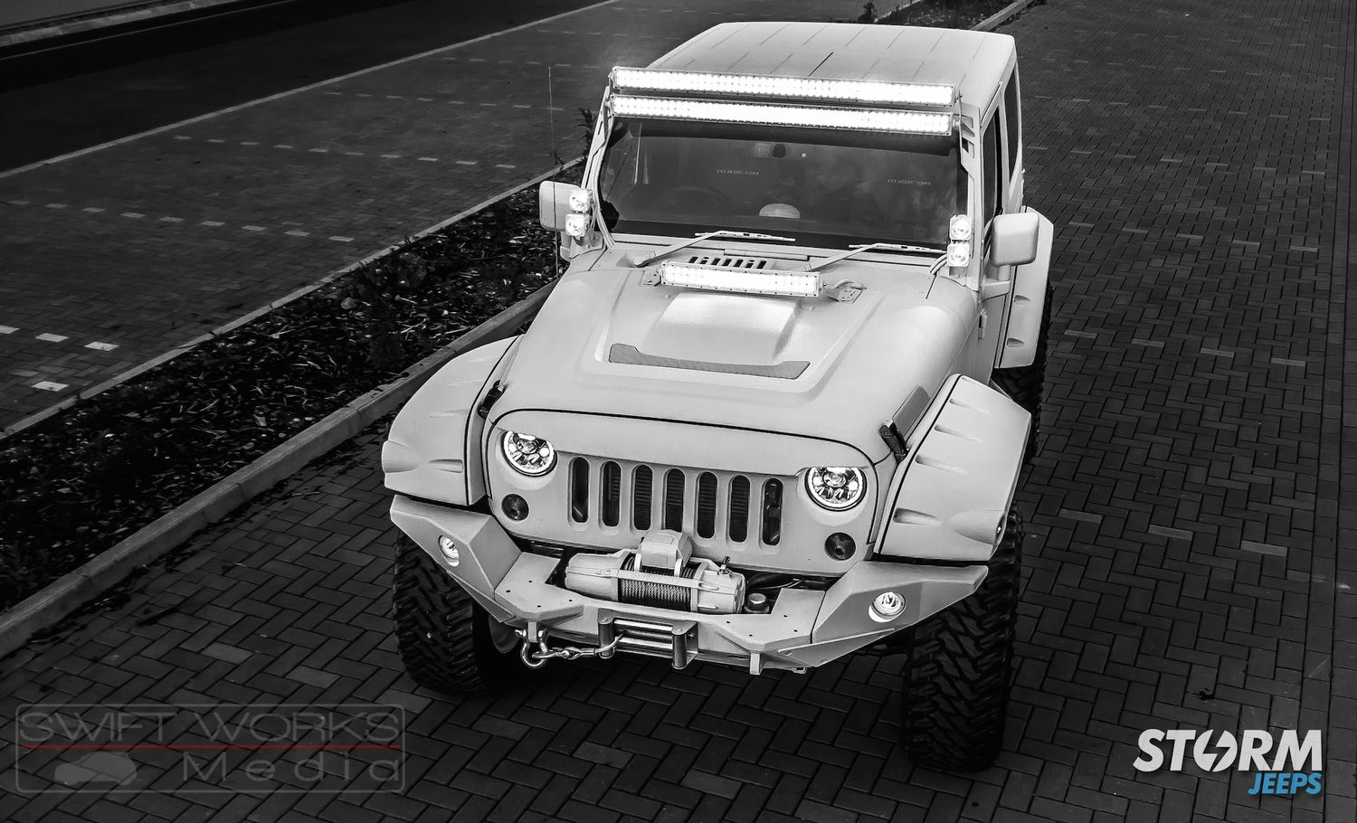 Storm 11 2015 Jeep Wrangler Rubicon 2 Door 3 6l V6