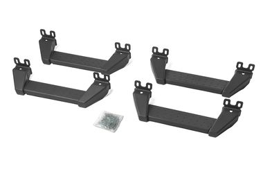 Detachable Steps Kit for Rival Rock Sliders, JL (2D.2708.1 / JM-05107 / Rival 4x4)