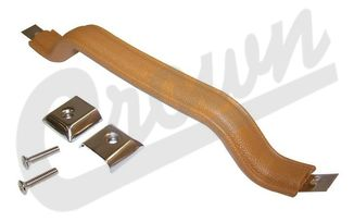 Inside Door Pull Handle (Spice) (55009801KS / JM-01170 / Crown Automotive)