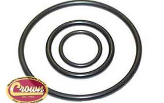 Oil Filter Adapter Seal Kit (XJ & ZJ 4.0L) (4720363 / JM-00670SP / Crown Automotive)
