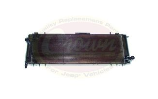 Radiator, Cherokee 4 Cyl / Diesel (1995-01) (52029100 / JM-01919 / Crown Automotive)