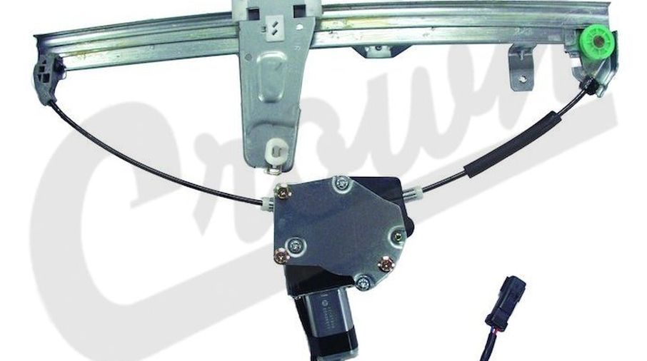 Window Regulator (Front Left) (55363287AC / JM-01232 / Crown Automotive)