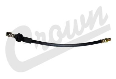 Brake Hose (Rear), BU (68258362AA / JM-04235 / Crown Automotive)