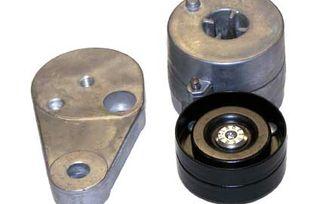 Belt Tensioner, Diesel (4897159AB / JM-00789 / Crown Automotive)