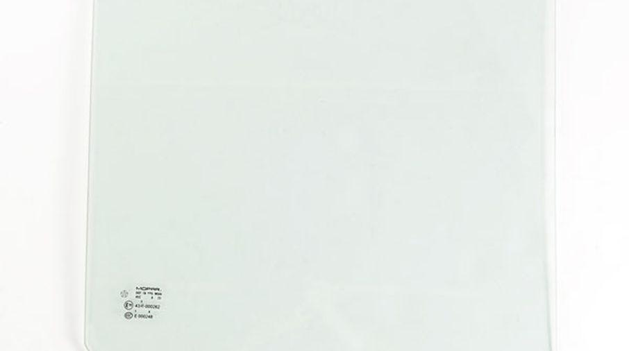 Window Glass, Rear RH; 07-18 Wrangler JKU (12299.03 / JM-02673 / Omix-ADA)