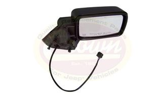 Mirror (Electric - Right), Commander (55396636AD / JM-02477 / Crown Automotive)