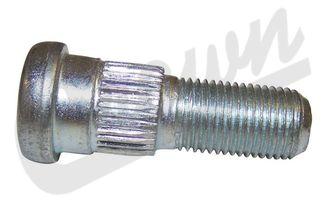 Wheel Stud (Front) (J5357196 / JM-00341 / Crown Automotive)