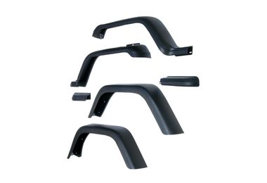 Extended Fender Flares, YJ (11607.01 / JM-02240 / Rugged Ridge)