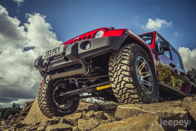 Storm 4 2011 Jeep Wrangler 4 Door 2 8 Crd Showcase