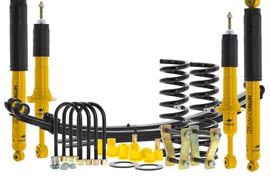 "2"" Suspension Lift, Ford Ranger (11-18): Medium Load (EK4005A1 / SC-00034 / Old Man Emu)"