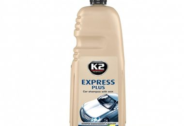 Express Plus Car shampoo with wax 500ml (K140K2 / JM-05258 / Crown Automotive)