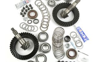 Ring & Pinion Kits, Dana 30/Dana 44, 4.56 Ratio (360009 / JM-02723 / Alloy USA)