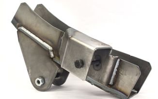 Front Control Arm Mounts Frame Repair – Left Side, TJ (ART-129-L / JM-04670 / SafeTCap)