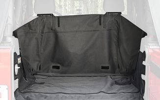 C3 Cargo Cover, JK, 2 Door (13260.03 / JM-03805 / Rugged Ridge)