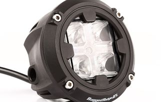 Round LED Light 3.5 inches, Combo High/Low Beam (15209.31 / JM-04298 / Rugged Ridge)