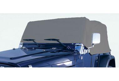 Deluxe Cab Cover, 76-06 Jeep CJ & Wrangler (13321.02 / JM-00727 / Rugged Ridge)