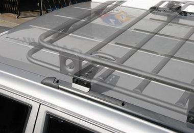 Roof Rack Fitting Kit, Smittybilt, XJ (DS5-6 / JM-02758 / Smittybilt)