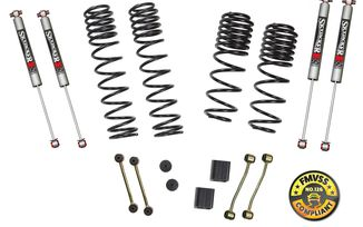 "2.5"" Dual Rate-Long Travel Lift Kit System, JL 4 Door Rubicon (JL25RBPMLT / JM-04656 / Skyjacker Suspensions)"
