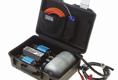 Twin High Performance Portable Compressor (CKMTP12 / JM-02147 / ARB)