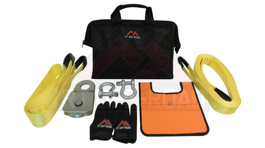 Vehicle Recovery Kit (RT33013 / JM-01751 / RT Off-Road)