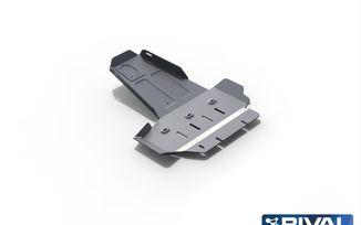 Engine & Gearbox Guard (6mm Alloy) JK CRD (2333.2730.1.6 / JM-05034 / Rival 4x4)
