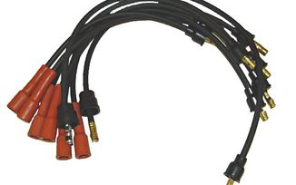 Ignition Wire Set, 4.2L (17245.09 / JM-05028 / Omix-ADA)